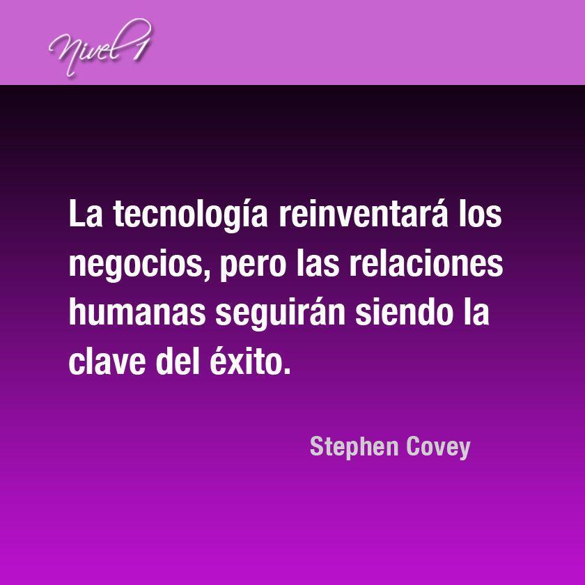 La Tecnología Reinventará Los Negocios Pero Las Relaciones
