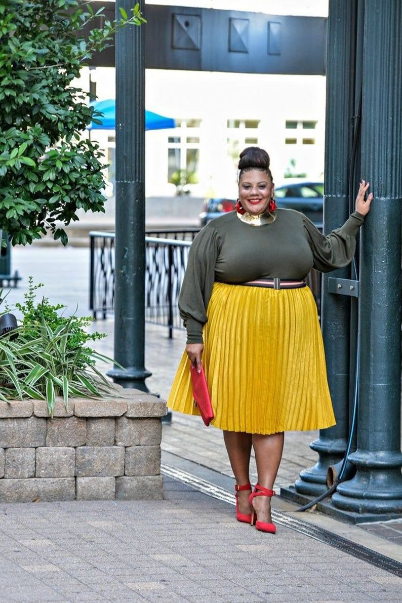 Photo of Fashion Plus Size guide 2020 Digital download pdf 28 pages of tutorial for Plus size