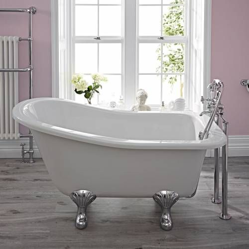 hudson reed freistehende badewanne kensington mit f en 1500mm badewannen pinterest salles. Black Bedroom Furniture Sets. Home Design Ideas