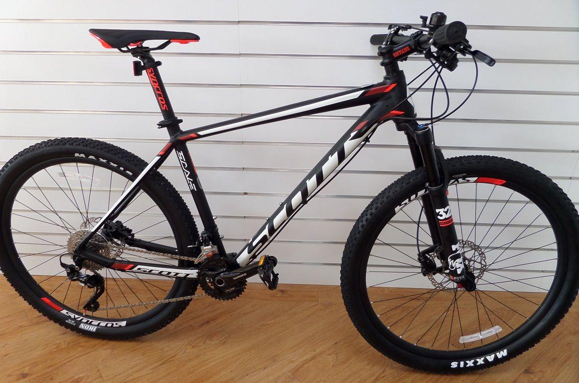 55f7610061e Scott Scale 750 2017 :: £1249.00 :: Bikes :: MTB - Hardtail :: Pedals Cycle  Centre