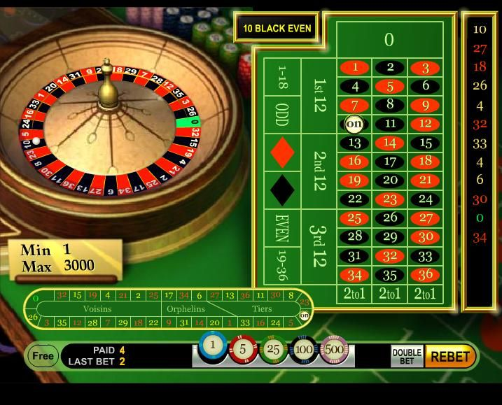 Roulette Systems Free Roulette Strategy Online Roulette Play