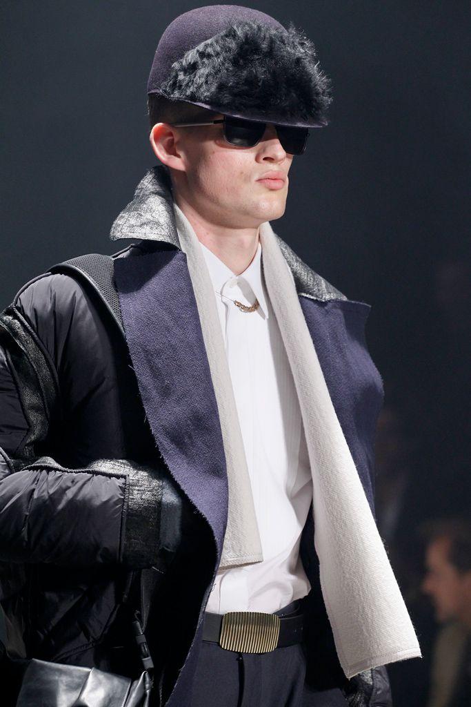 Lanvin Fall 2012 Menswear - Details - Gallery - Style.com