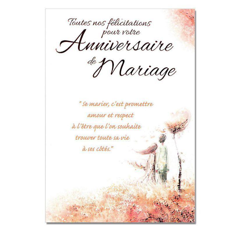 769 Cartes Mots Du Bonheur Anniversaire De Mariage 1les 20