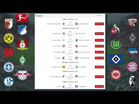 Bundesliga Matchday 9 Results, Table, Stats  MD 10 Fixtures