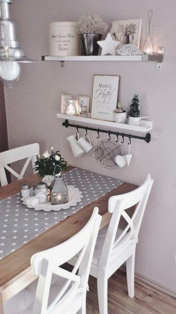 Photo of Küchen Deko Ideen Für Wohnungen   Haus Dekoration   My Blog #deko #dekoration …