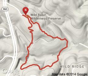 Wild Basin Wilderness Preserve Trails Austin Hikes Pinterest