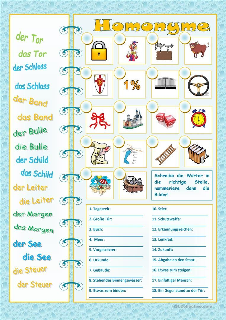 Six Tricky Words To Spell Chart Homophones 3