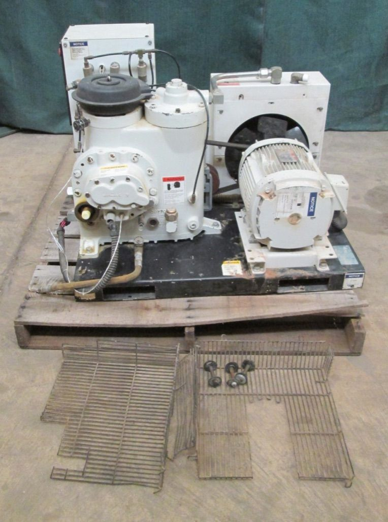 Details about IngersollRand Air Compressor 010HSP 10Hp