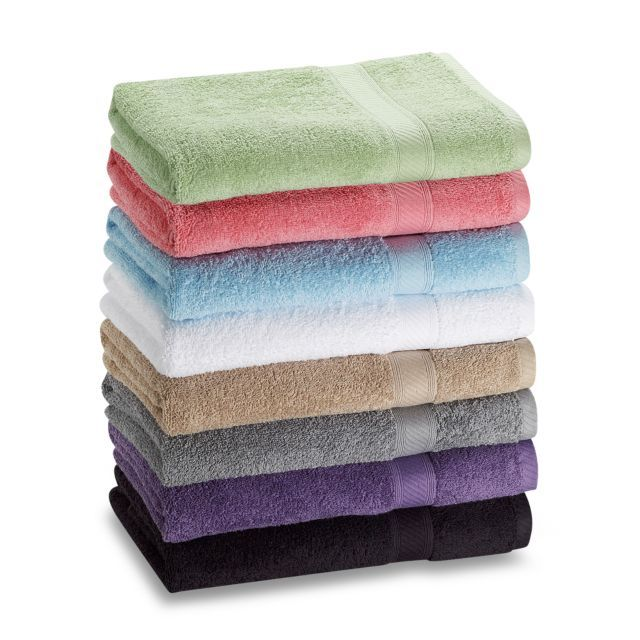Lasting Color Bath Towels From Bed Bath Beyond Colorful Bath