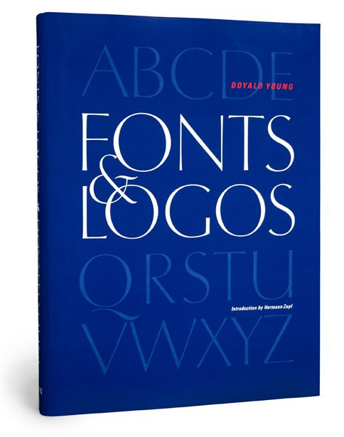 fonts amp logos is a comprehensive book on basic typography
