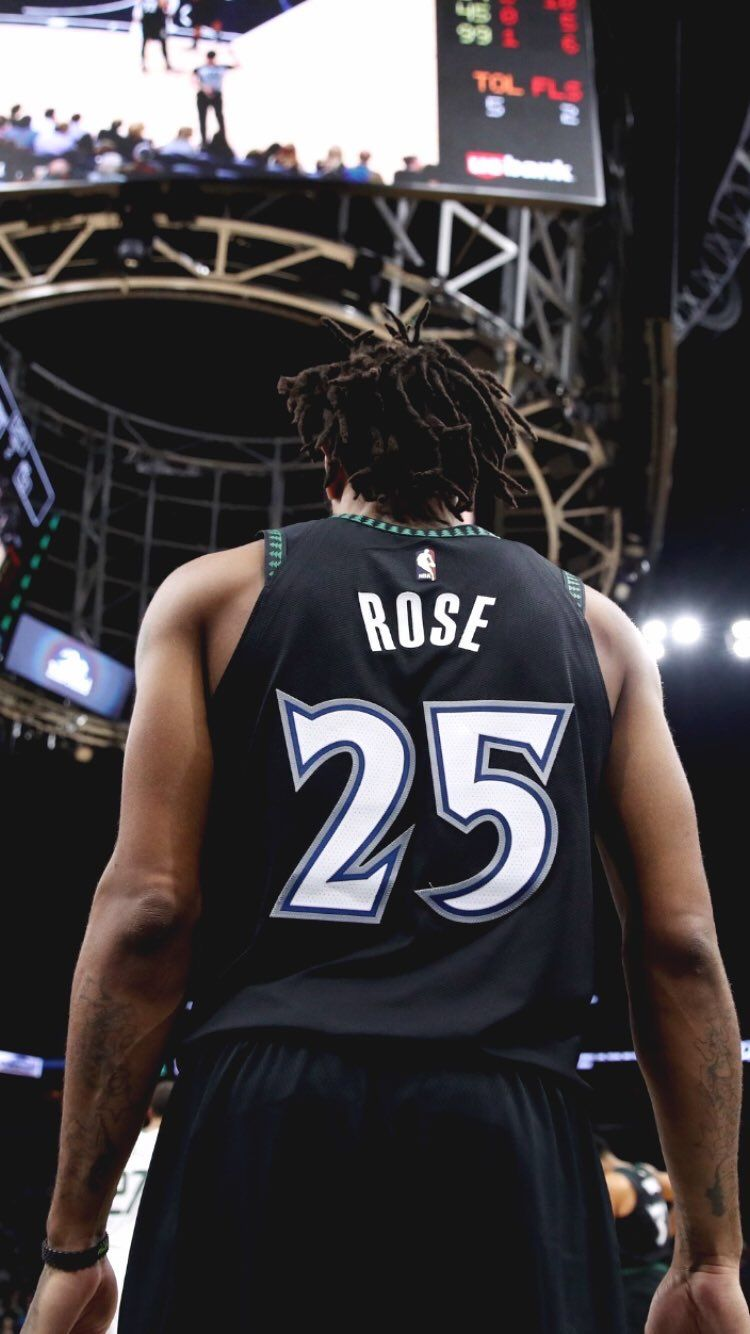 big sale 2f3d4 6c952 Derrick rose Wolves 25 | Kosárlabda | Kosárlabda