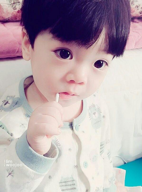 Lim Woojoo 한국 사랑해요 Cute Asian Babies