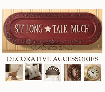 Welcome friends and family with warm home accents!