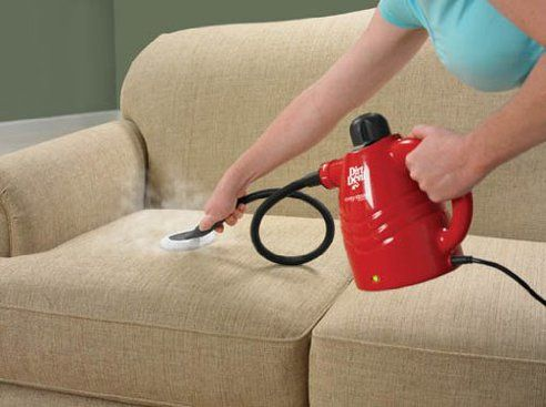 Green Living Clean Couch Steam Clean Couch Steam Cleaners
