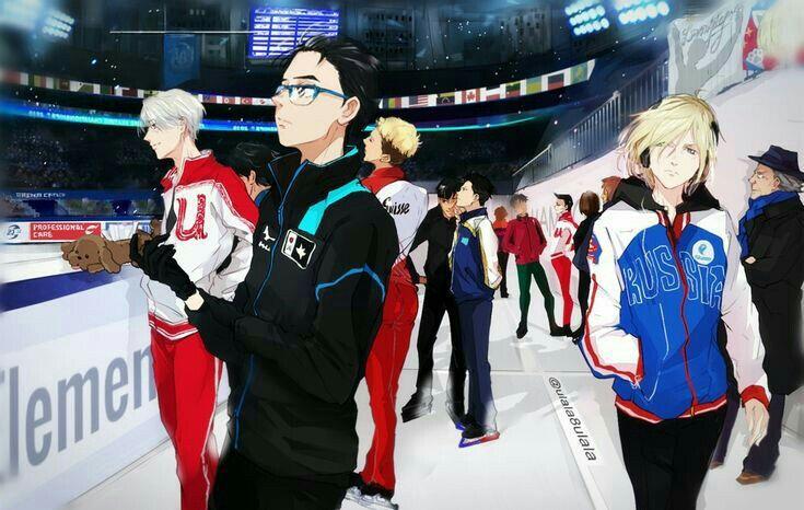 Galería Yuri!!! On Ice