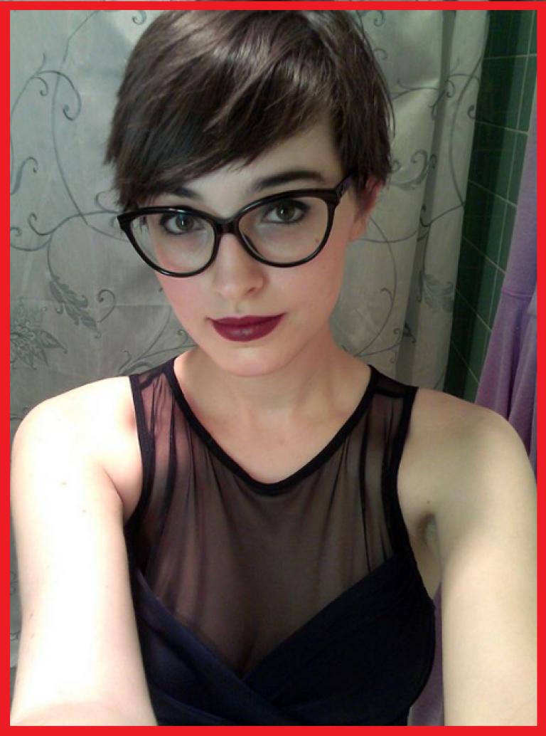 Frisuren Für Brillenträger Ideen Mit Kurz Haare In 2019 Kurz