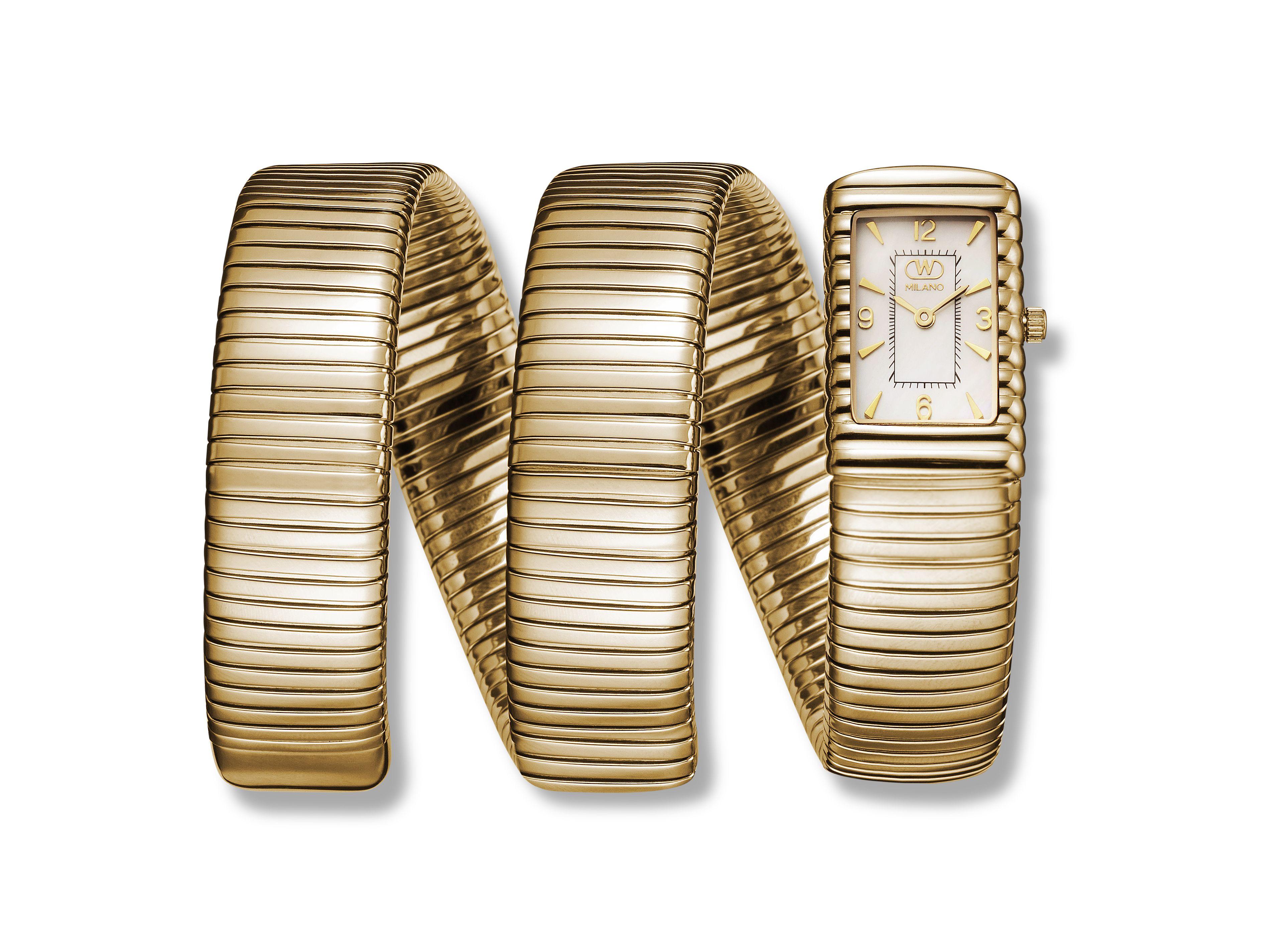 Luxurious Wintex Milano Snake Watch Bracelet