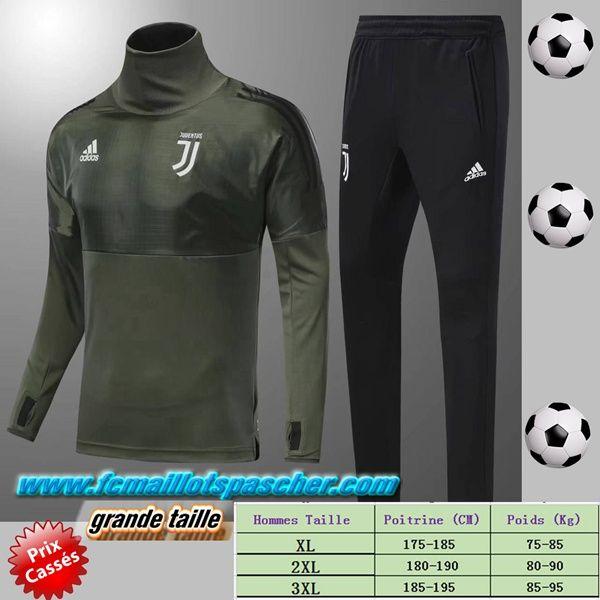 ensemble de foot Juventus Homme