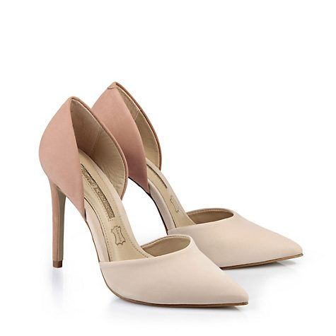 Buffalo Pumps in nude auf Stylelounge.de