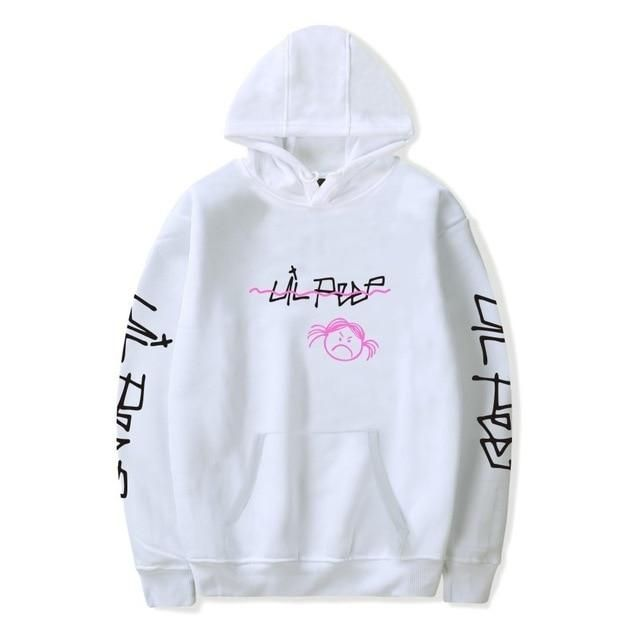 dada8b69d4706 Newest Lil Peep R.I.P Lil Peep LOVE Men Women Pocket Hoodies Love Hood Lil. Peep  Hoodies Hip Pop Man Clothes Fan Shirts