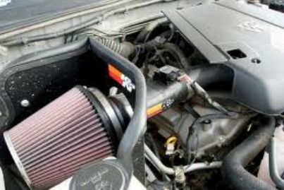 Be sure to check and replace your air filter  A clean air