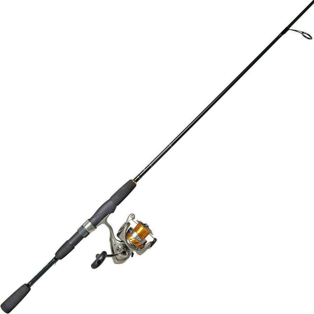 Daiwa Revros Spinning Rod And Reel Combo 8 6 2 Piece Medium Daiwa Rod And Reel Fishing Rod Stand Salmon Fishing