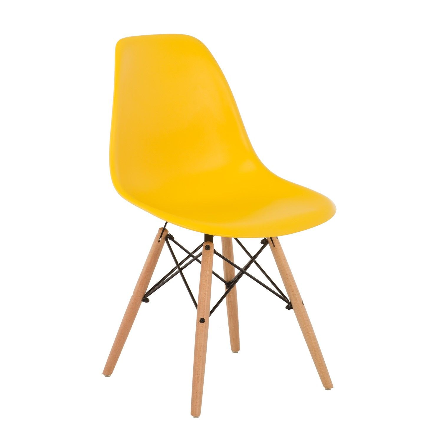 Yellow Eames Chair