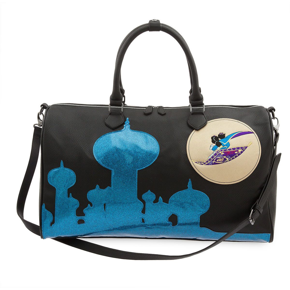 Jasmine and Aladdin Travel Bag for Adults by Danielle Nicole in 2019 ... 14b38b09e55