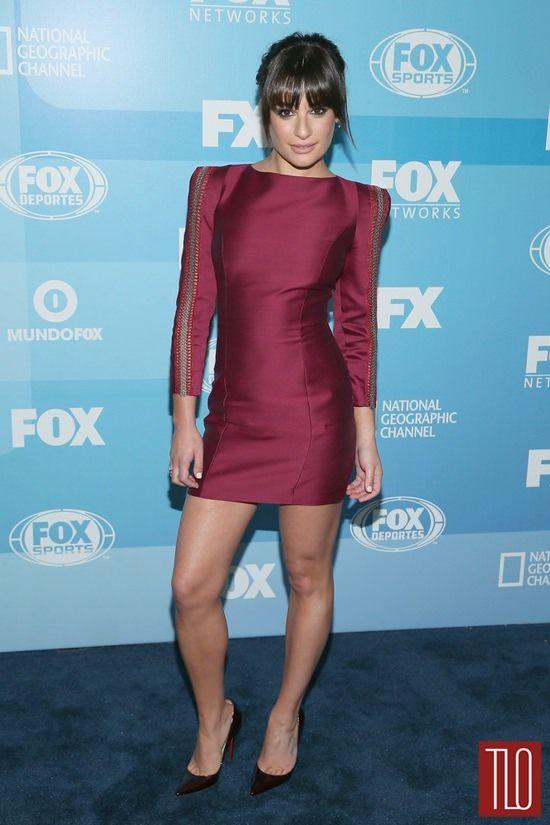 Lea-Michele-2015-FOX-Programming-Presentation-Upfronts-Red-Carpet-Fashion-Zuhair-Murad-Tom-Lorenzo-Site-TLO-2.jpg (550×825)