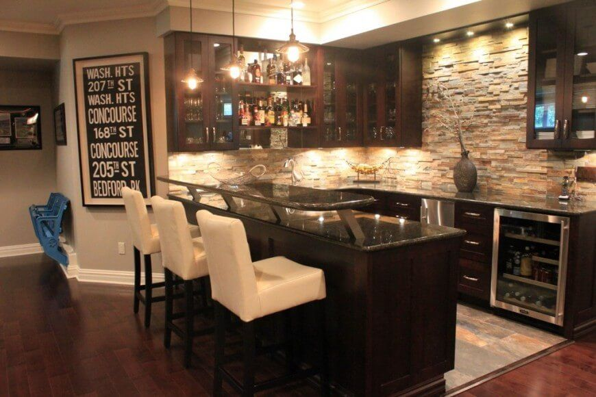 100 S Of Incredible Home Bar Designs Photo Gallery