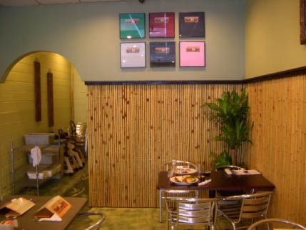 bamboo fence on walls | download decorate walls with bamboo fence