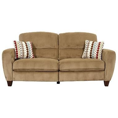 Doesn T Look Like A Reclining Sofa But It Is I Like It S Style And