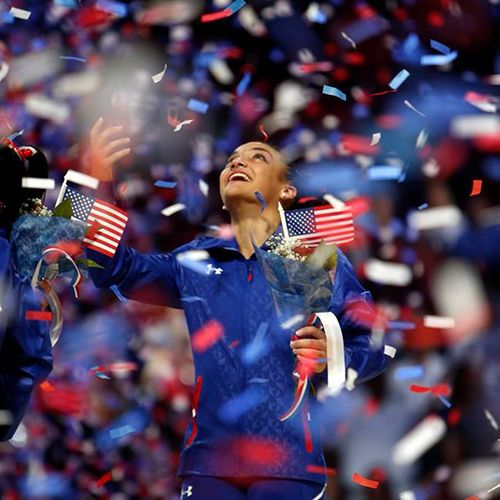 17 Best images about US Womens Gymnastics on Pinterest