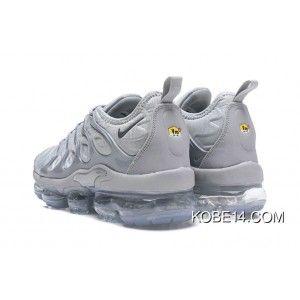 7c1c5c0e29cb 2018 Nike Lab Air Vapor Max X Nike Air Vapormax Plus Silver Grey Free  Shipping
