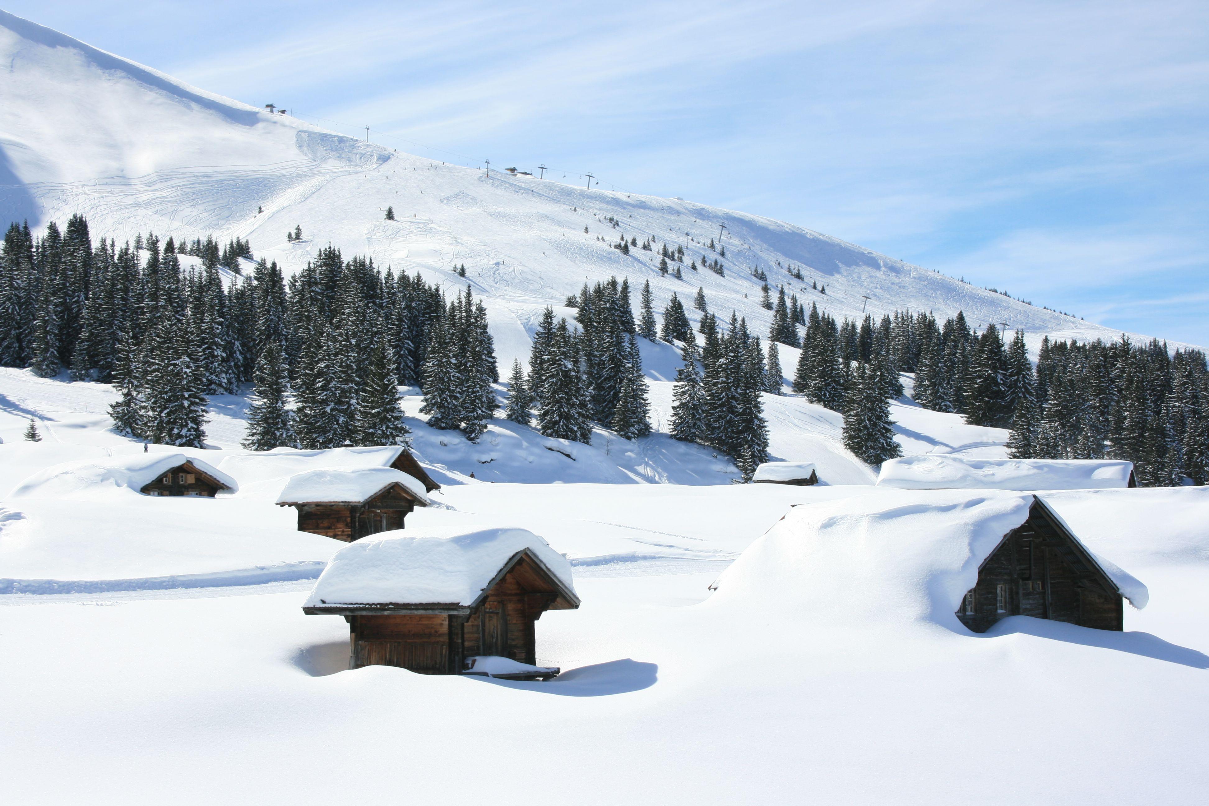 Winter Sport A La Carte In The Interlaken Holiday Region Swiss