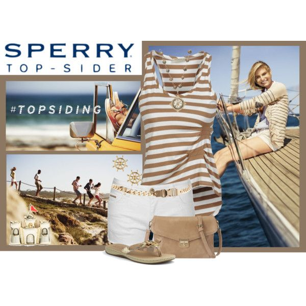 Spring Escape with Sperry Top-Sider, created by jackie22 on Polyvore