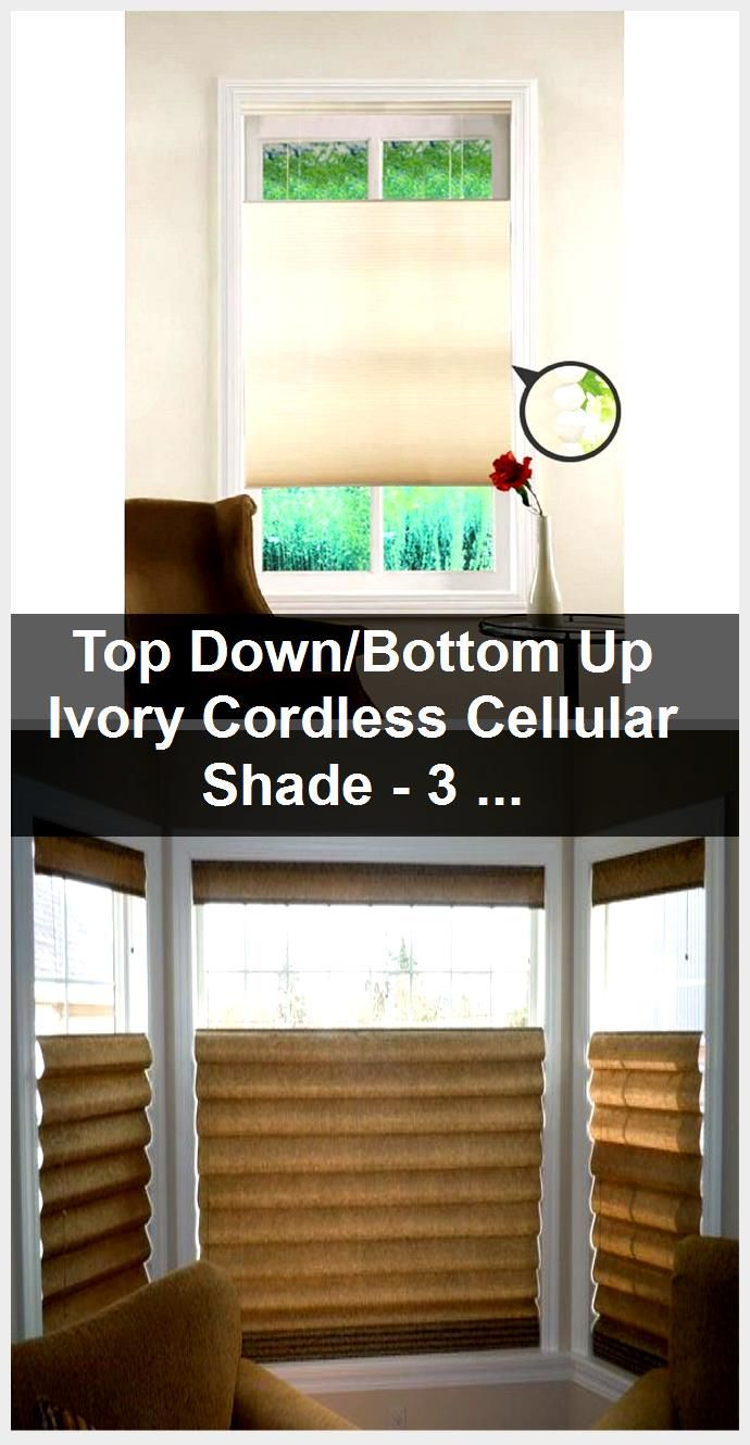 Top Down Bottom Up Shades Home Depot
