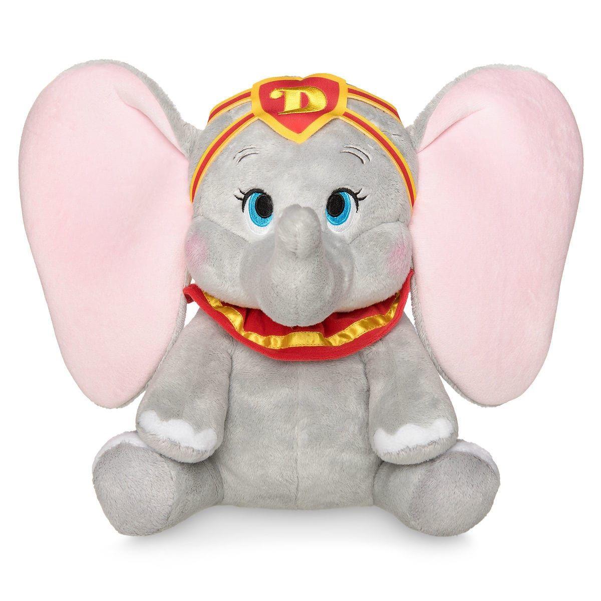 Authentic Disney Dumbo Plush Pillow 15/'/'  New W// Tag