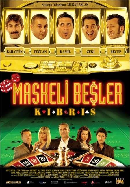 Maskeli Beler 3 Kbrs 2008 Yerli Film Cretsiz Full Indir