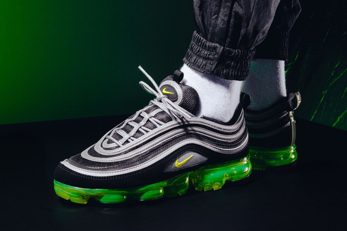 46c317d3cb2 On-Foot: Nike Air VaporMax 97