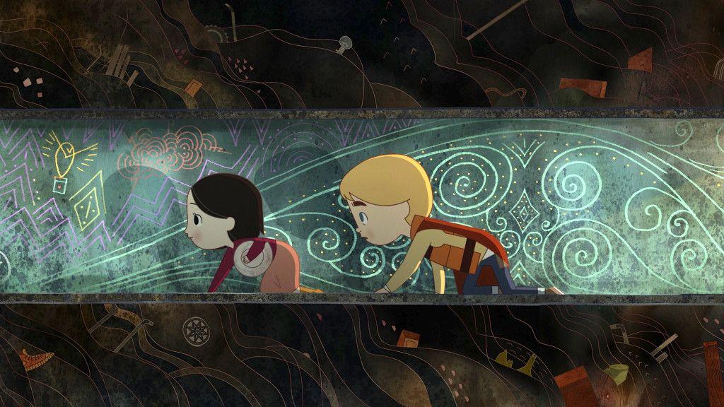 las 5 mejores peliculas de animación del 2014