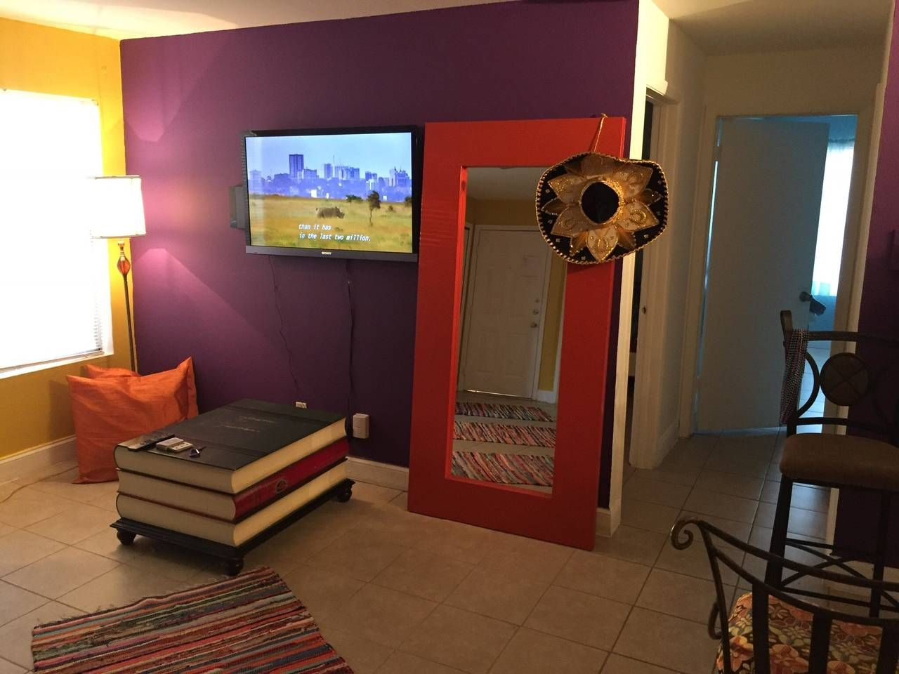 3 Bedroom Apartment close to Universal Disney 4 beds