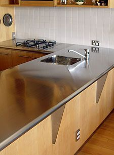 Stainless Steel Sheet Metal Bench Tops Hand Rails Shower Trays