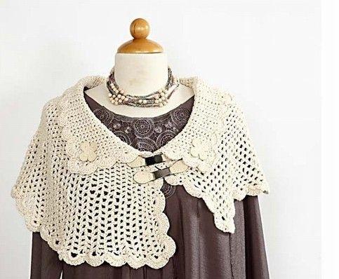 A Crochet Shawl