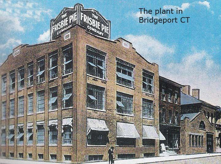 Frisbie Pie Company W Jpg 720 536 Connecticut History Pie Company Pie Tin