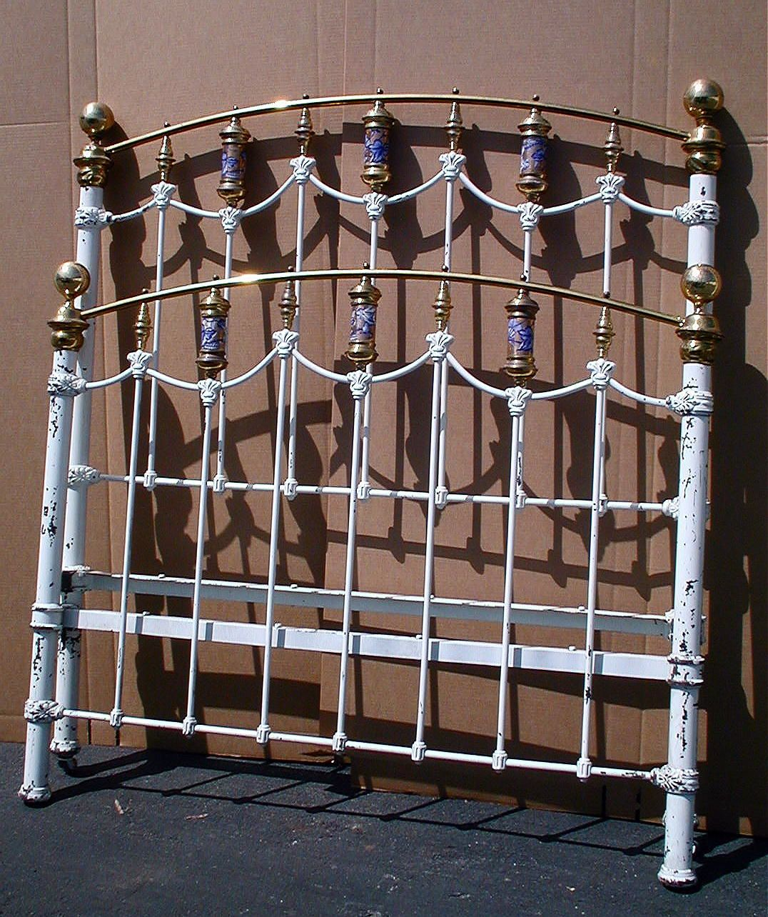 Brass Cylinder Bed from England (With images) Antique