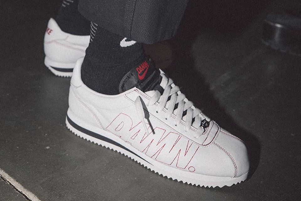 "8f4f4797dfb9 Kendrick Lamar   Nike Debut The ""Cortez Kenny 1""   Announce Release Date"