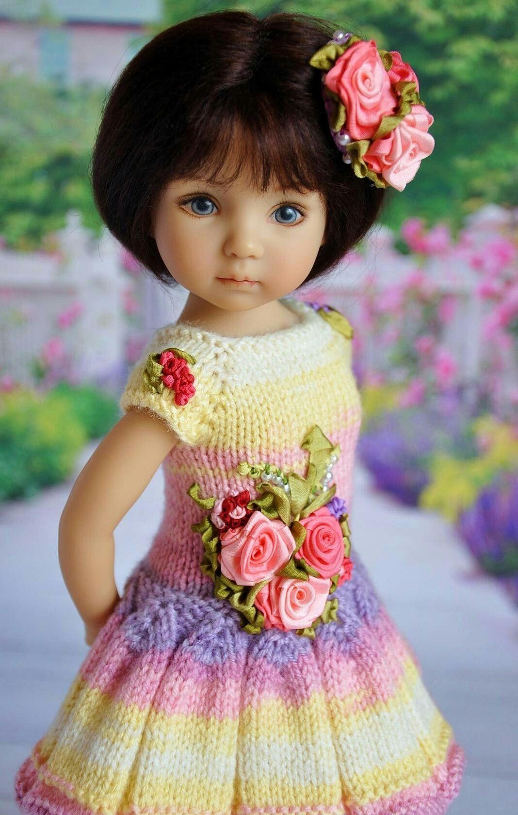 Pin de Pavlína Vaverová en Dolls - panenky ♥ | Pinterest | Muñecas ...