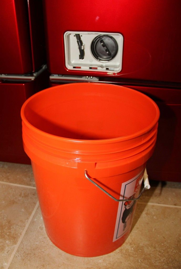 How To Empty And Clean Out Your Washer S Drain Pump Filter