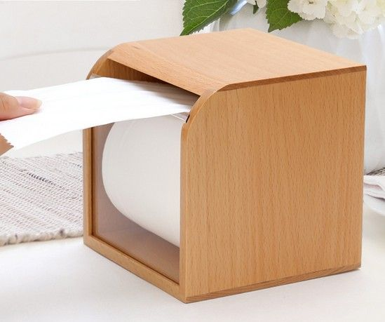 13.5*13.5*13.5cm desktop tissue roll paper box fashion Home Car Tissue Case Box Container Towel Napkin Paper tissue holder box